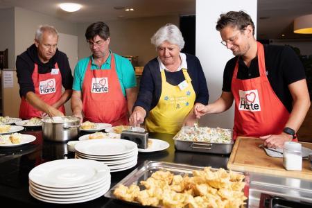 Primeur: De onvergetelijke kookclub in PieterBrueghelHuis